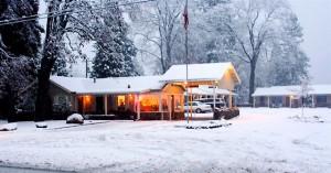 Winter fun begins at Dunsmuir Lodge